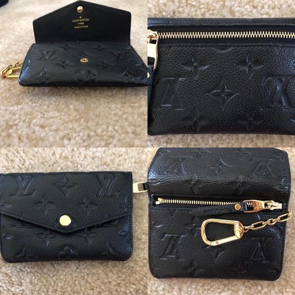 03d1b3b51670 Louis Vuitton Handbags - Louis Vuitton small wallet  key holder